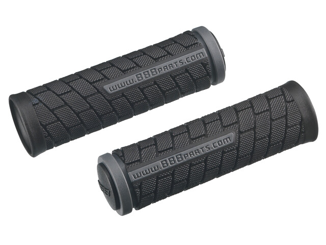 BBB DualGrip BHG-07  Bike Grips black